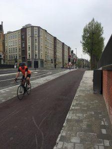 Posthoflei - Boomgaardstraat: vernieuwd fietspad